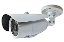 High Resolution Infrared Security Camera with Wide Angle Lens