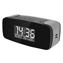 Desk Clock with Hidden Camera and Wi-Fi