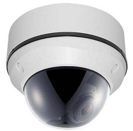 Varifocal HD Vandal Proof Dome Camera
