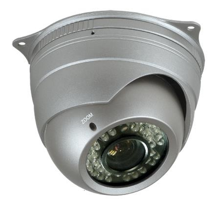 HD 1080p Infrared Dome Camera