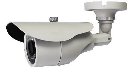 IR Security Camera with PixelPlus Sensor
