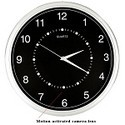 Hidden Camera Wall Clock and DVR