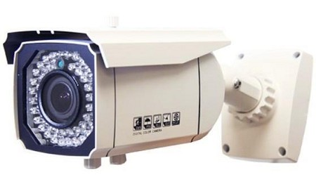 Pixel Plus IR Security Camera with Varifocal Lens