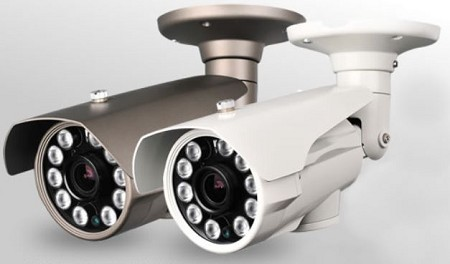HD-TVI 1080p Infrared Day/Night Camera with Adjustable Lens