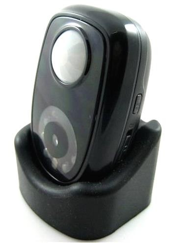 Mini Cam with Motion Activated Recording