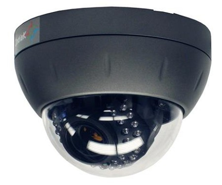 Varifocal IR Dome Camera