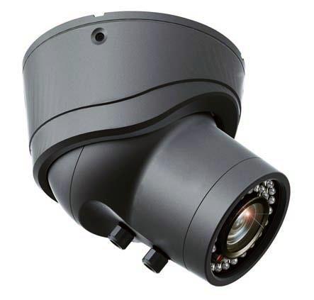 Varifocal High Resolution IR Dome Camera