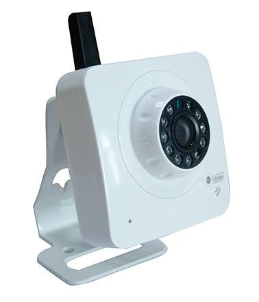 WiFi IP Camera for Smartphone Viewing