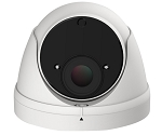 5MP Infrared IP Dome Camera with 2.8~12mm Varifocal Lens