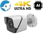 4K 8MP IP Infrared Bullet Camera with 2.8mm lens