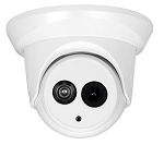 5MP Infrared IP Dome Camera with Wide Angle Lens