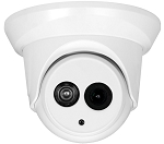 1080p EXIR Dome Camera with 2.8mm lens and IR Night Vision