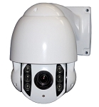 Small 1080p PTZ Security Camera