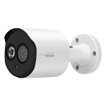 4K 8MP Infrared Bullet Camera with 2.8mm Lens