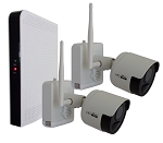 Wire Free 2 Camera Surveillance System