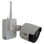 Wire Free Outdoor Security Camera