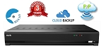 Blue Jay Value Series 4 Channel PoE NVR - Up to 5MP Recording