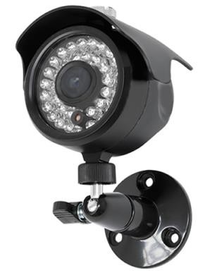 Compact Outdoor Infrared Security Camera