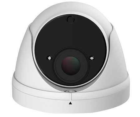 2MP Infrared IP Dome Camera with 2.8~12mm Varifocal Lens