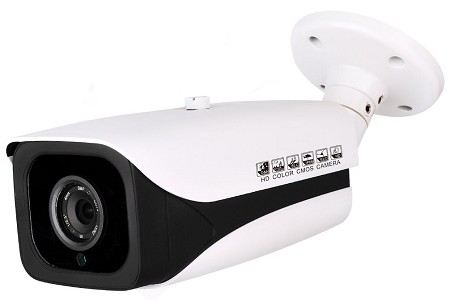 Starlight Bullet Camera with 2.8~12mm Motorized Lens