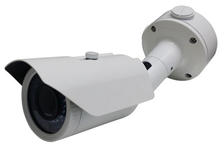 HD-TVI Infrared Bullet Camera with Motorized Zoom Lens