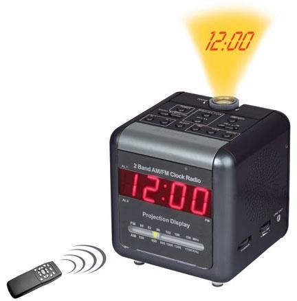 Hidden Camera Clock Radio and Recorder