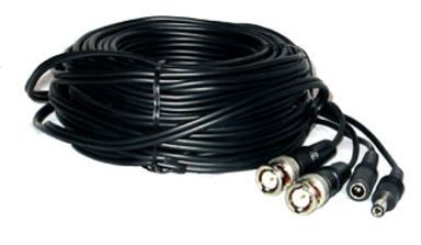 Video and Power Cable - 100 Feet