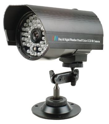 Weatherproof 48 LED Camera