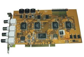DR3016F - 16 Channel DVR Card