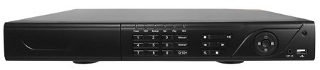 Hybrid HD-TVI 16 Channel Security DVR