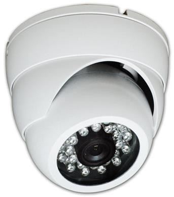 Vandal Proof Infrared Dome Camera