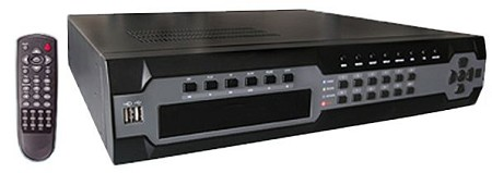 Nubix 16 Channel MPEG-4 Digital Video Recorder