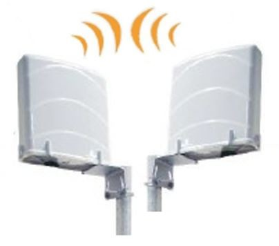Long Range 3 Mile Weatherproof Transmitter and Receiver