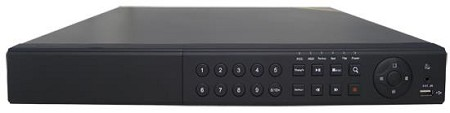4 Channel HD-SDI Security DVR with Real Time Recording